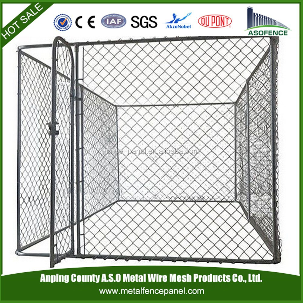 China wholesale portable Lucky Dog Kennels / Do-It-Yourself Dog Kennel / pet playpen (factory)