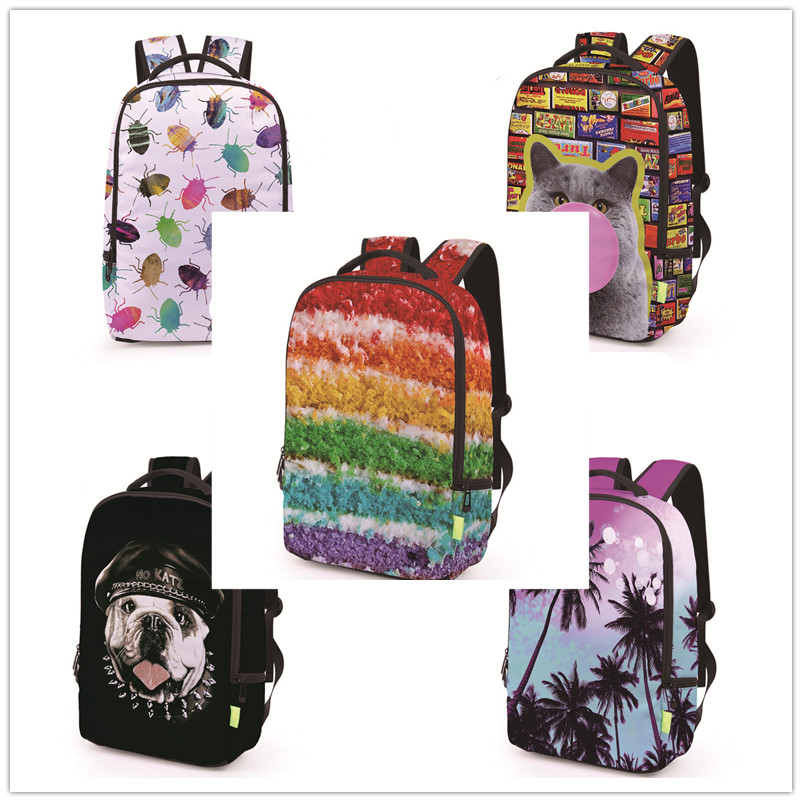 Multifunction drawstring girls women backpack bag <strong>school</strong>