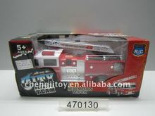 4 channel rc fire engine