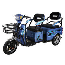cheap 2 seater adult electric tricycle for disabled electric trike sale in pakistan price
