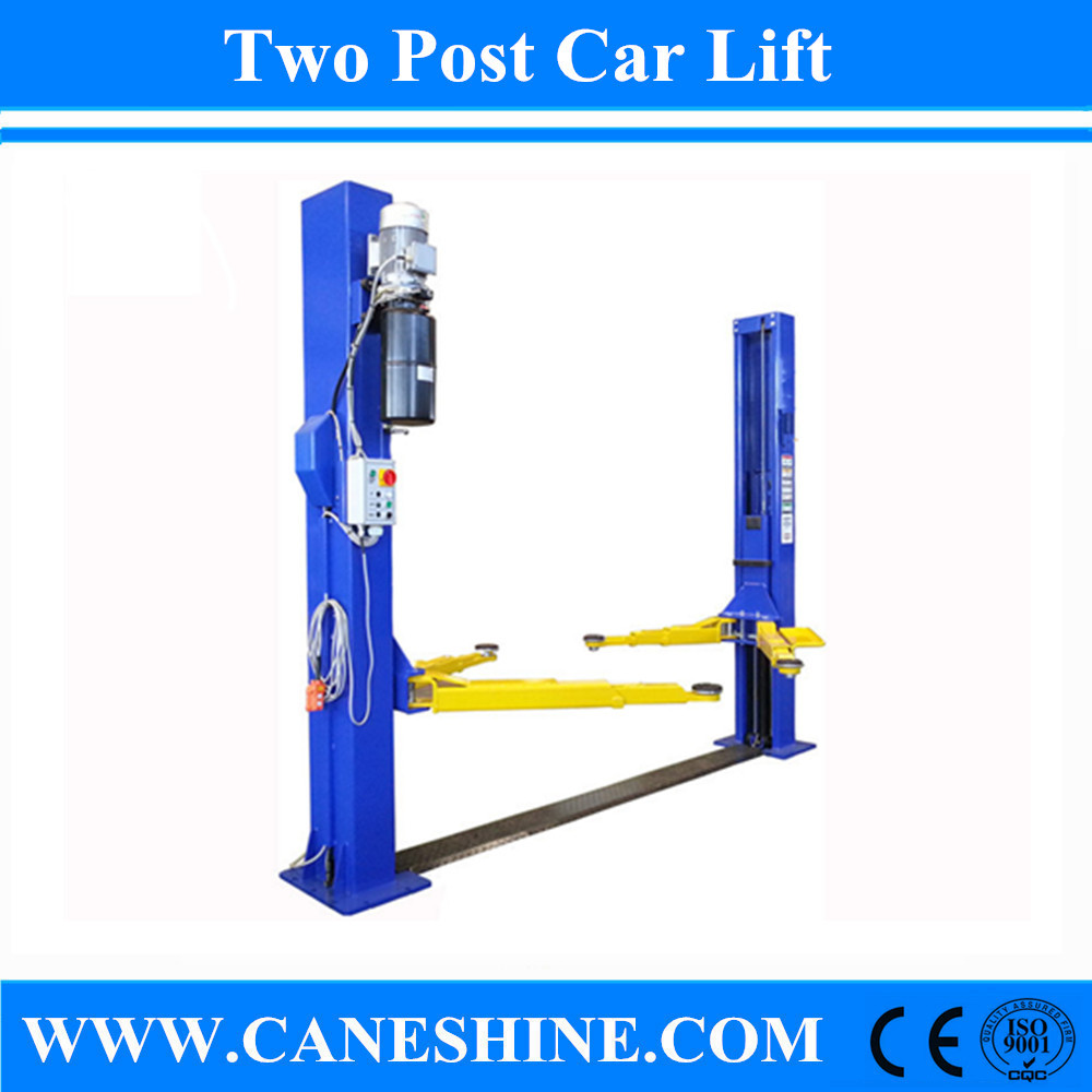 Quality CE&ISO Caneshine Brand Cheap Price Car Lift(Two post)with Electric Release Garage Car Lift Equipment Price CS-240