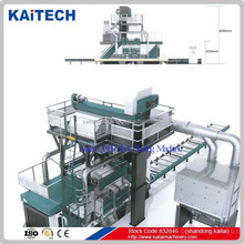 Continuous Pass through type shot blast machine for steel sheet cleaning