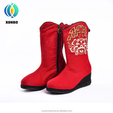 The most comfortable canvas ladies custom ankle snow boots women