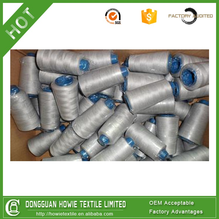 100% stainless steel fiber conductive sewing thread