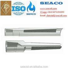 Fishing tool die collar/box tap for downhole tool