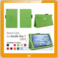 Hot popular style Folio Case with Stand for amazon kindle