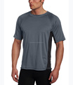 OEM UPF 50+ Swim Shirt Raglan sleeve T shirt Round neck Tee Breathable tops