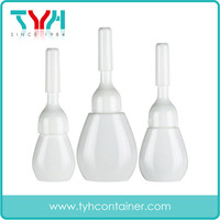 plastic ampoules, skin care ampoules, cosmetic serum bottle