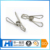 Manufacturer high quality stainless steel torsion spring clip