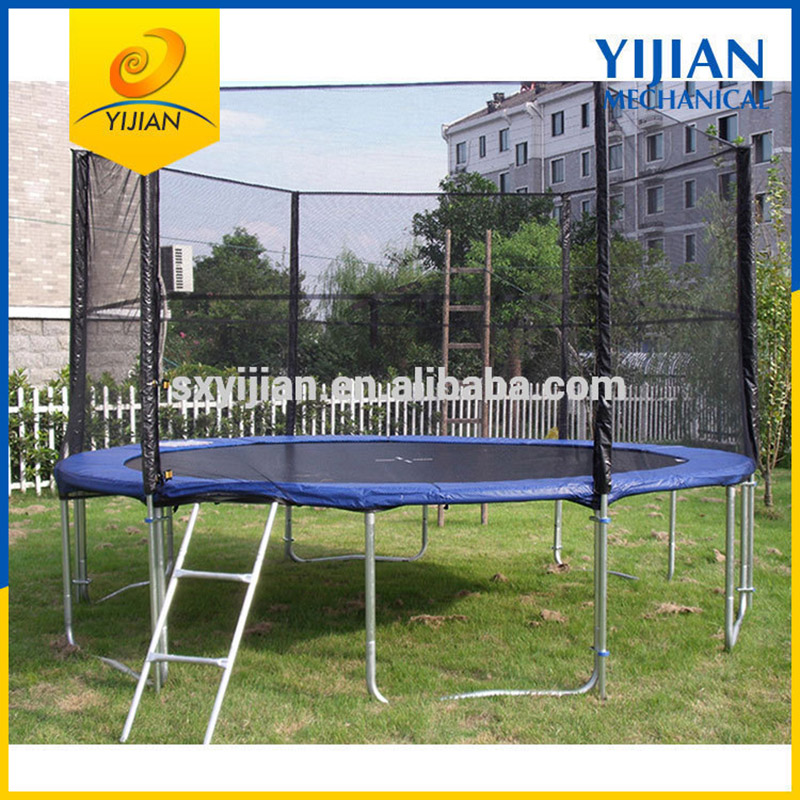 Shaoxing Supplier 6FT Children & Adults Used Trampolines For Sale
