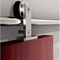 Stainless Steel Customized Sliding Door Hardware