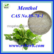 GMP Factory High Quality Natural Menthol