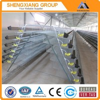 High quality poultry cage layer chicken egg cage for sale