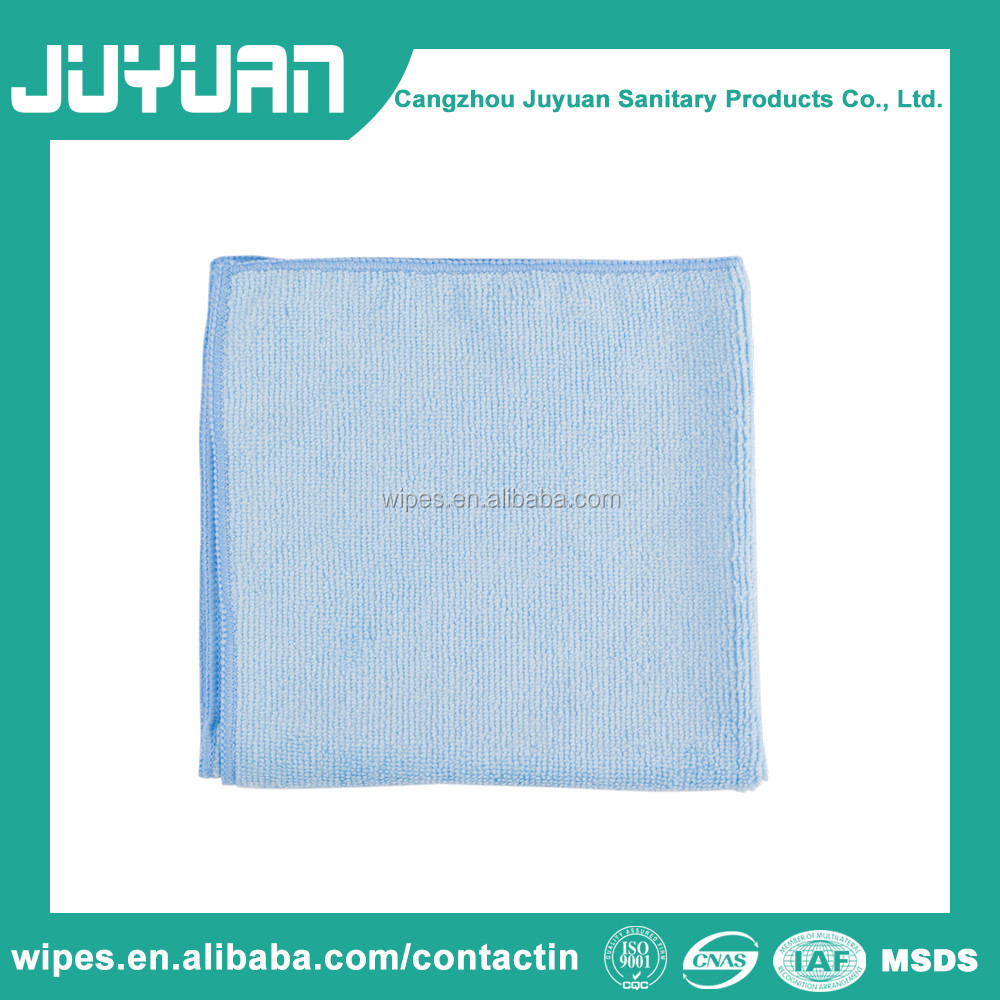 High Quality New Design Microfiber Cloth For Glass Cleaning without water mark OEM