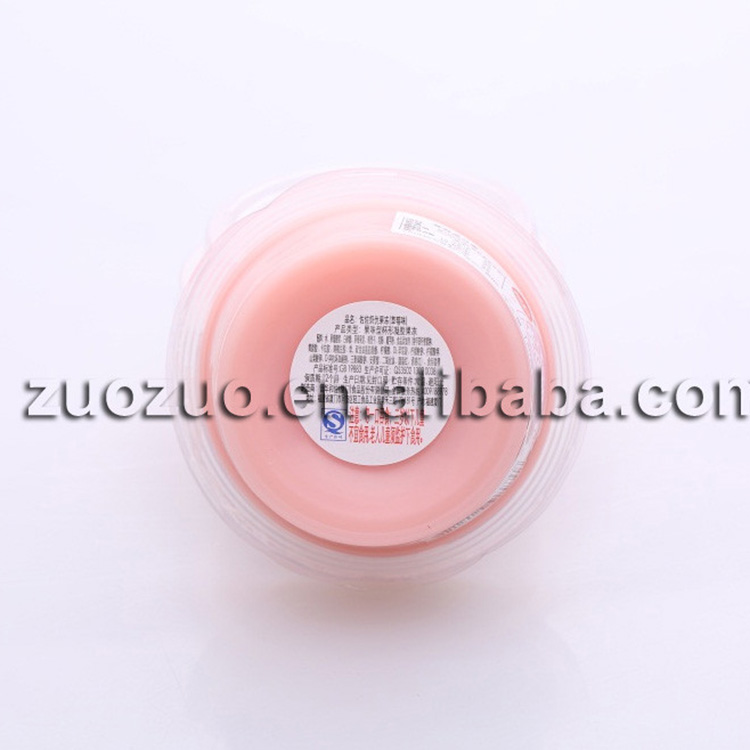160g strawberry mango flavor lactobacillus Nouyo fruit cup jelly
