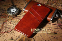 high quality classics Leather mobile phone shell for iphone 6 4.7inch custom 2015 LOGO