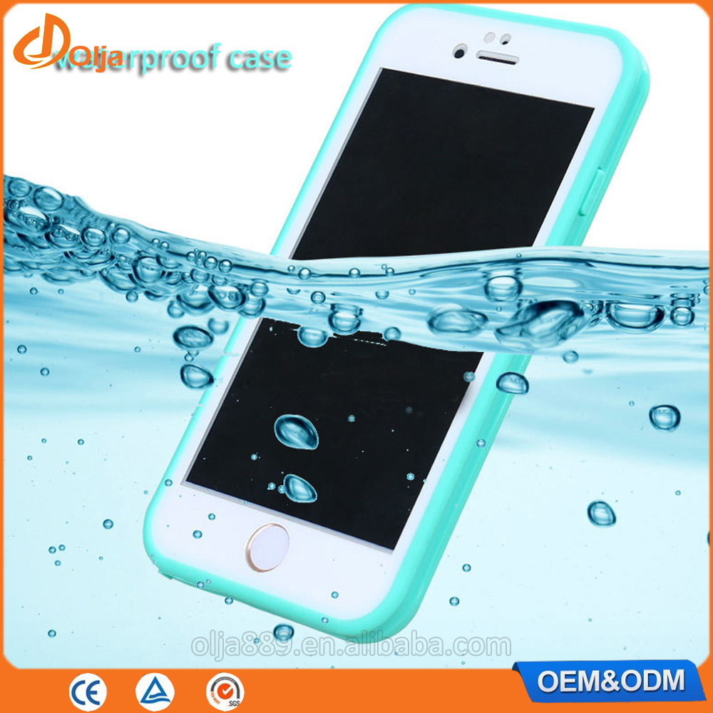 Phone accessories latest 5g mobile phone case for iphone 6 waterproof case for iphone 7 tpu pc