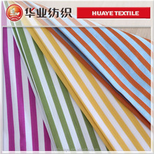 100 cotton stripe candy colour satin dobby fabric for fashion clothing fabrics