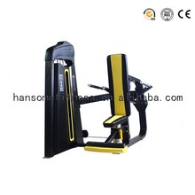 Muscle training Hansoem commercial fitness equipment seated dip with attractive price strength machines