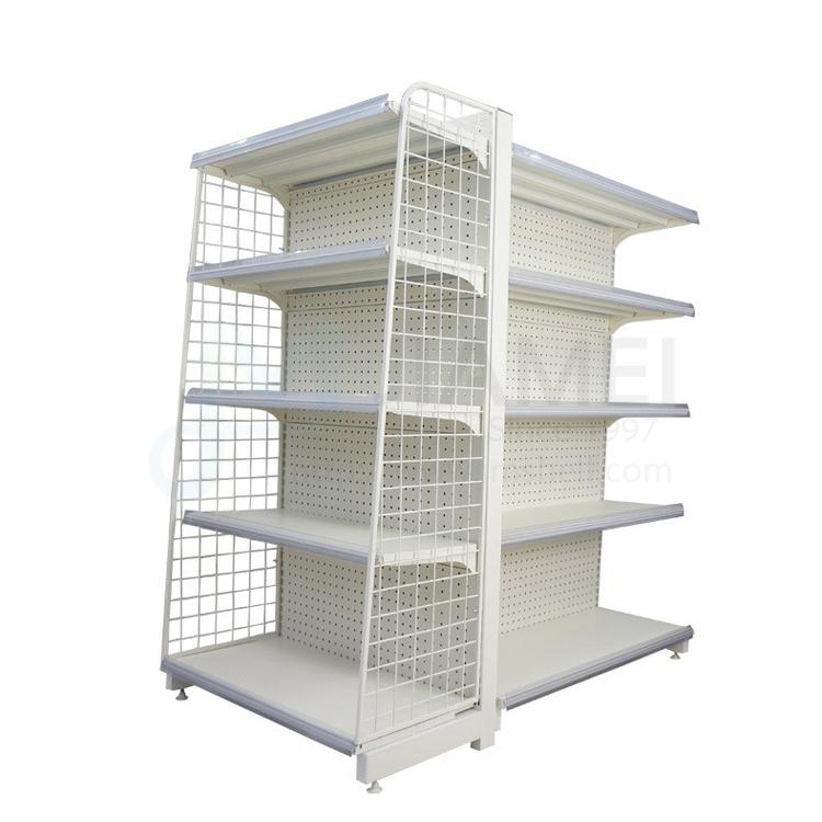 JIAMEI metal supermarket shelves for sales