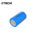 High temperature 3.6V ER34615 non-rechargeable Lithium D size Battery