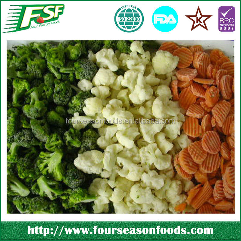 Best Price bulk frozen organic vegetables