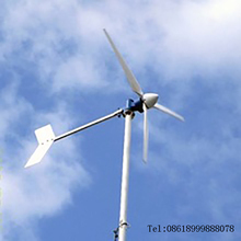 Variable Pitch regulated wind power generator 20kw 30kw 50kw 60kw windmill permanent magnet generator, low rpm, low noise