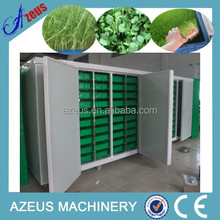 Animal fodder hydroponic seeds sprouting system factory
