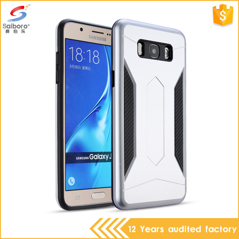 Best selling tpu pc hybrid for samsung galaxy j7 2017 case cover