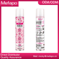 Mefapo New Product A Good Natural Aerosol Dry Shampoo