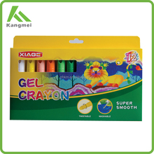 Non-toxic Washable paraffin wax Grease Crayons