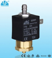 3 way 55xx Series Direct acting coffee machine and appliance solenoid valve