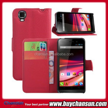 Bulk buy from China leather holster case for Wiko fizz