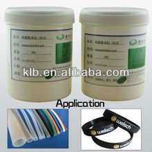 heat-set adhesive glue Bonding agents for silicone metal plastic nylon