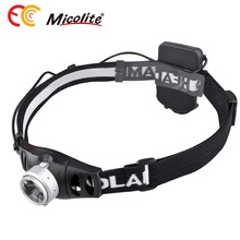 factory supply zoomable dry battery 3XAAA outdoor sports 230 lumens LED headlamp hight quality head lights