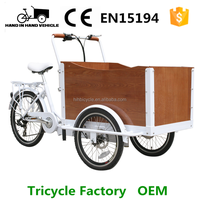good quality electric bakfiets tricycles best selling