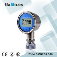 Explosion proof Oil filled water pump pressure gauge