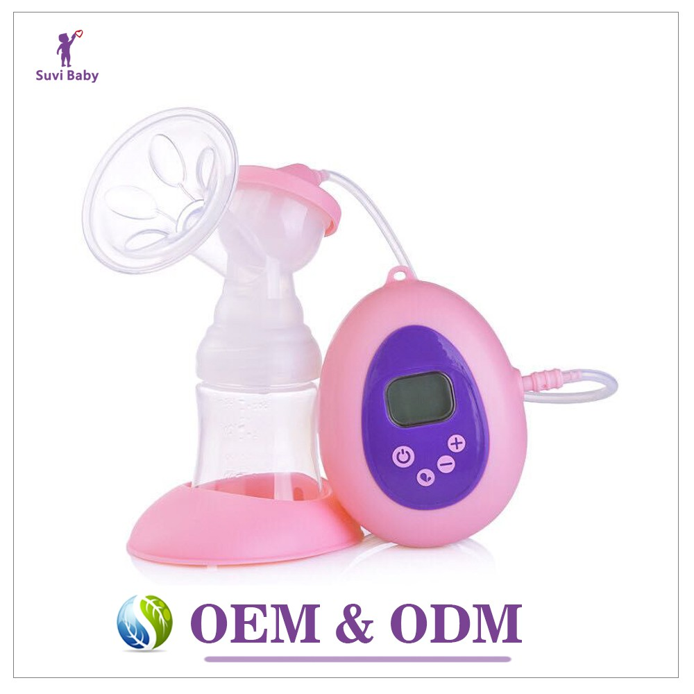 Free electric breast pumps mom use double electric breast suction pumps for sale