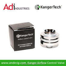 2015 Best Quality !!!KangerTech Aerotank Base Airflow Control Valve fit for aerotank, mega, mini, protank 3.