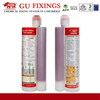 Bonding mortar or cement resin two component cartridge sealant adhesive glue
