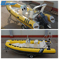 Gather Yacht 17ft Classic Design Cheap New Design Inflatable Boat