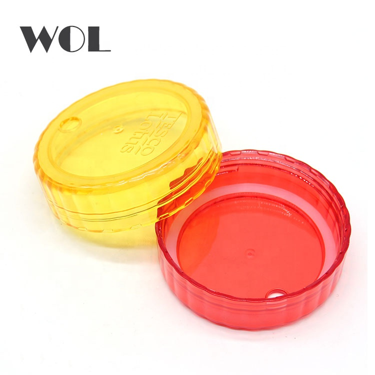 Food Grade <strong>Silicone</strong> Flat O Ring for Plastic Jar Lids