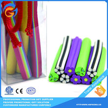 Colorfol Pencil Shape Eraser for Promotion