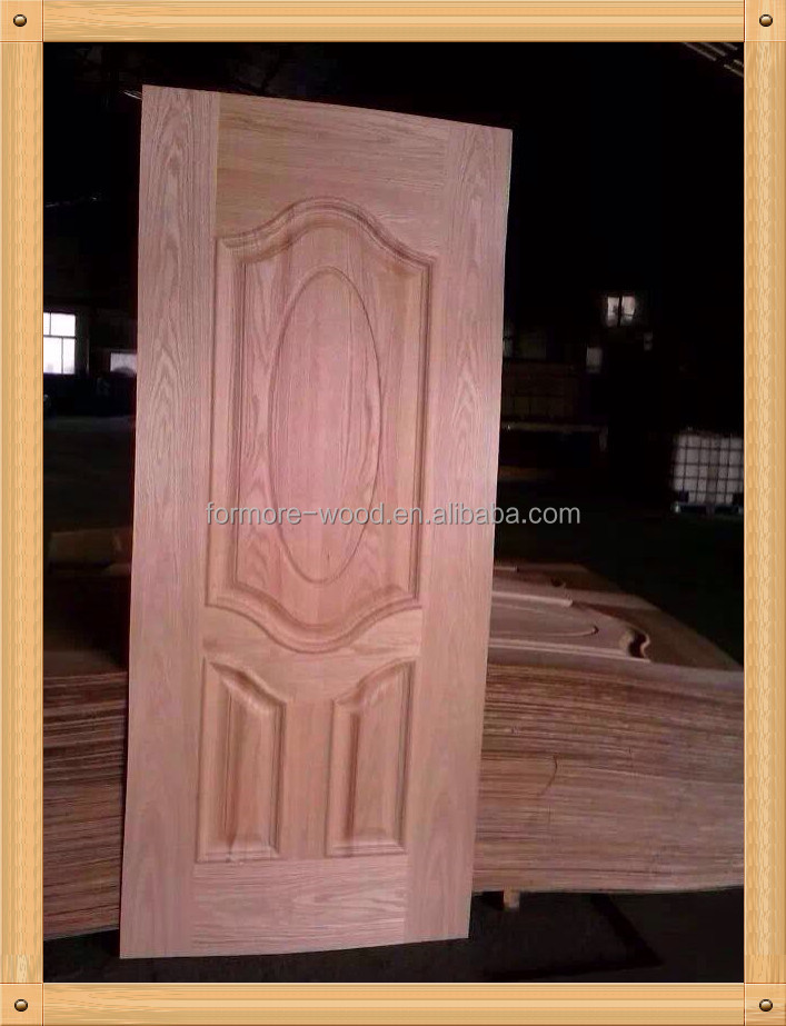 Natural Wood Veneer HDF Door Skin