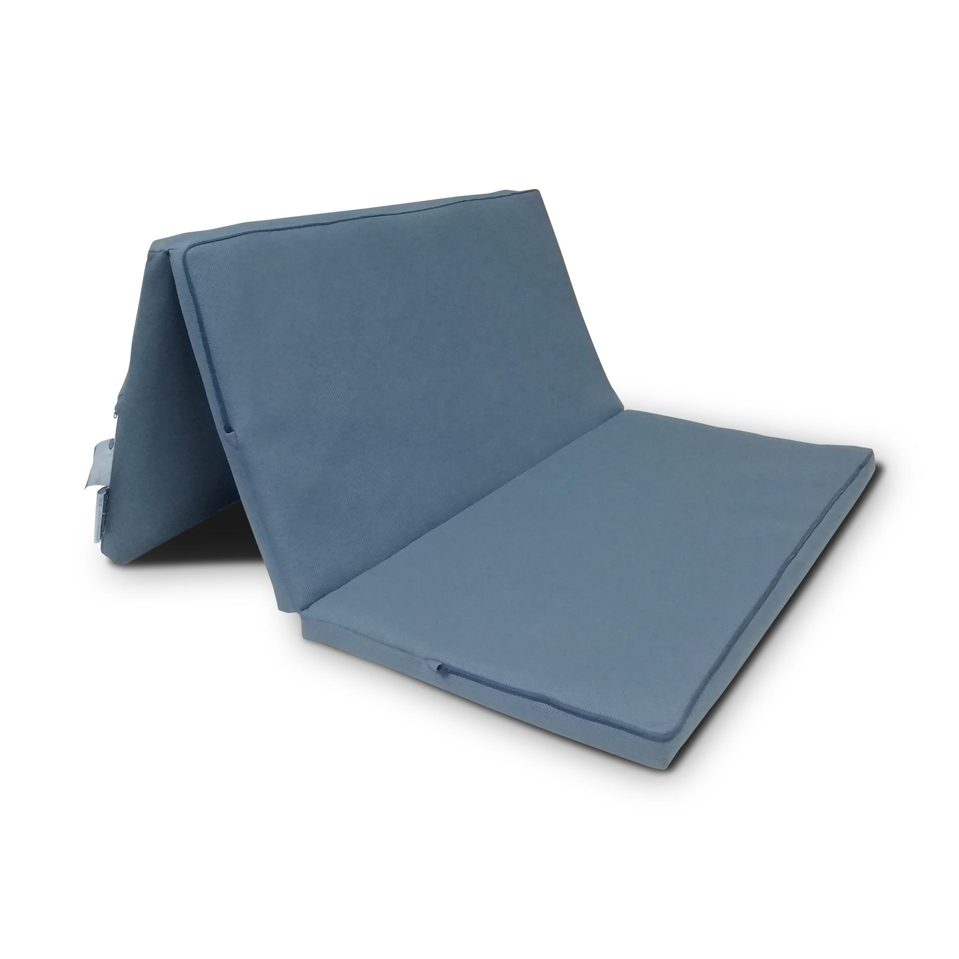 Skylee 3 Folding Portable Mattress 3 fold thin mattress Seating Sofa - Jozy Mattress   Jozy.net