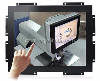 "12'' 15'' 17"" Open Frame Touch Screen Monitor For Kiosk, LCD Monitor"