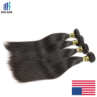 "cheap factory price 12""-28"" indian weft machine human hair"