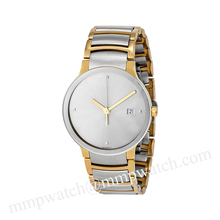 2017 OEM Custom Radoes Watches Project Fashion High End All Stainless Steel Tone Ceramic Classic Women Watch Slim Lady Watch