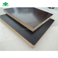 Building material construction black film faced plywood with 18mm thickness