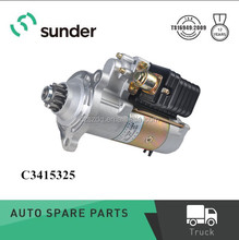 Diesel engine parts starter motor QDJ2800NC for Dongfeng starter 3415325